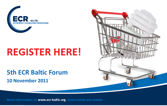 Register here ECR Baltic Forum 2011